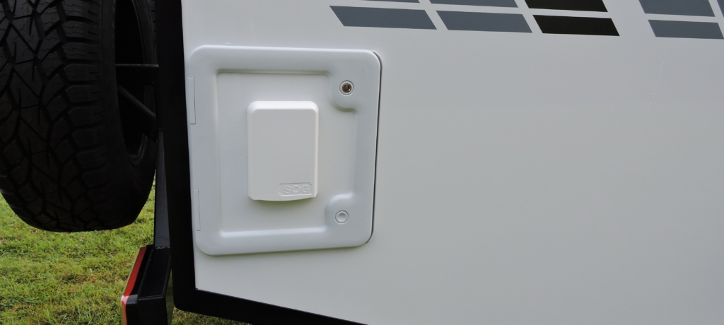 We Are Now Offering The Option Of Chemical Free SOG Toilet Ventilation System In Defender Hybrid