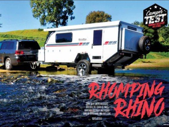 Romping Rhino